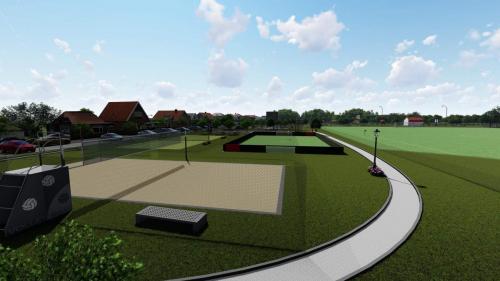 Sportsko - rekreacijski park Strahoninec