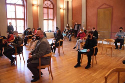 Dodijeljena 41 stipendija učenicima obrtničkih zanimanja, priopćenje (3)