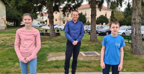 Drzavni prvaci Ozana Margotic i Ivano Lukacevic sa svojim mentorom Dejanom Drabicem (3)